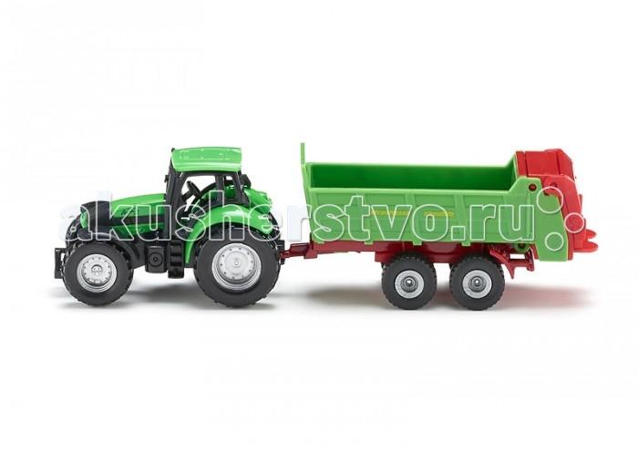Siku Трактор с прицепом для удобрений 1673 фото