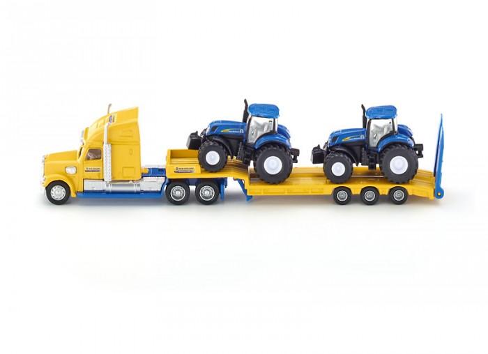 Машины Siku Тягач с тракторами 1805