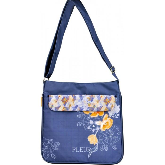 Купить Школьные рюкзаки, Erich Krause Сумка школьная La'Fleur