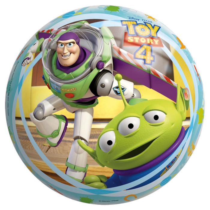 Мячики и прыгуны John Мяч Лунтик (день) 23 см john мяч тачки неон 4 9 см