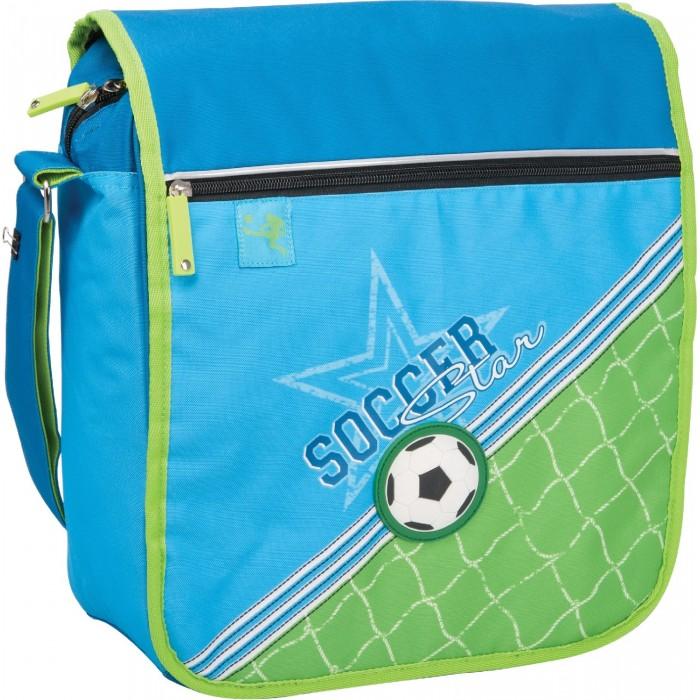 Купить Школьные рюкзаки, Erich Krause Сумка школьная Soccer