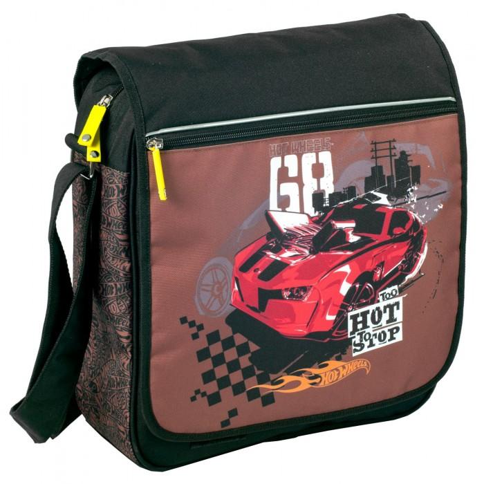 Купить Школьные рюкзаки, Hot Wheels Сумка школьная Racing