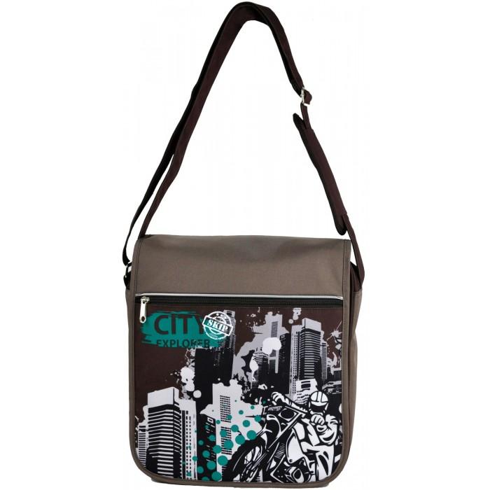 Купить Школьные рюкзаки, Erich Krause Сумка школьная City Explorer