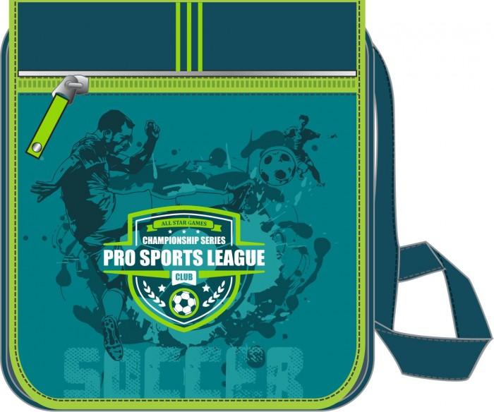 Купить Школьные рюкзаки, Erich Krause Сумка школьная Pro Sports League