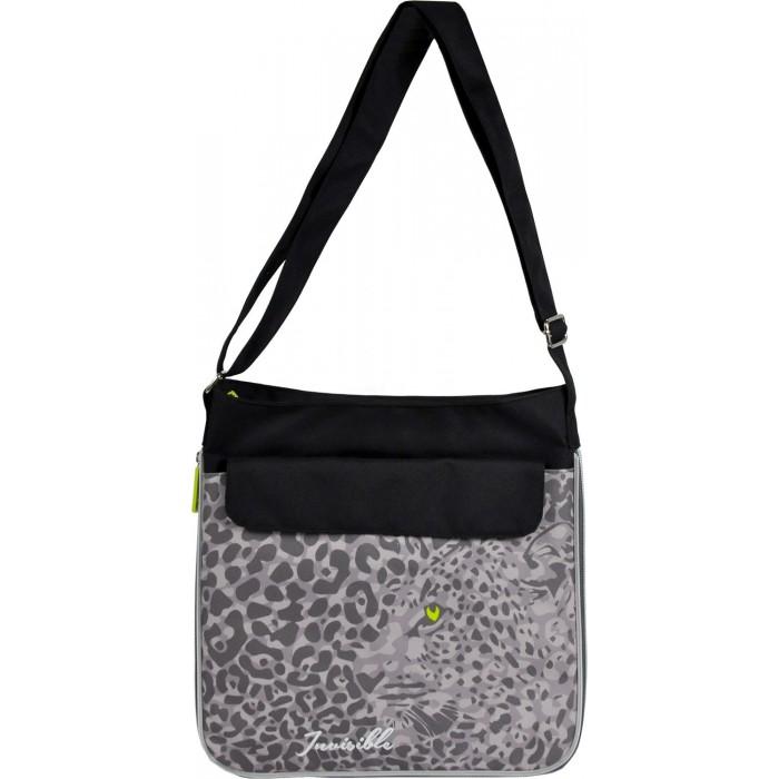 Купить Школьные рюкзаки, Erich Krause Сумка школьная Leopard