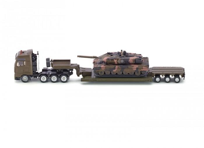 Машины Siku Тягач с танком 1872 игрушка siku siku mp002xb00asr