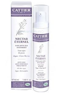 Cattier Крем для лица ANTI-AGE от морщин Нектар Молодости 50 мл