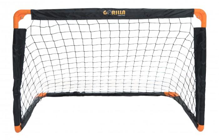 Спортивный инвентарь Gorilla Training Складные ворота со стальным каркасом и сеткой 90х60 см, Спортивный инвентарь - артикул:581571
