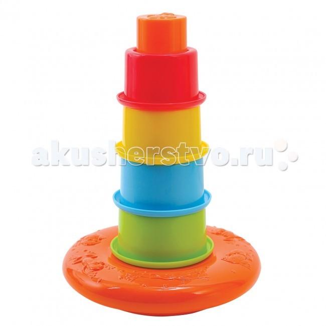 Игрушки для ванны Playgo Игрушка для ванной Плавающая башня игрушки для ванны playgo игрушка для ванной утята
