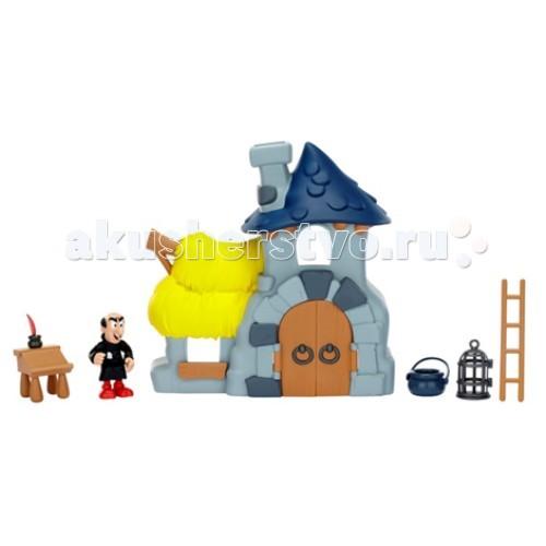 Игровые наборы Смурфики Домик-грибок