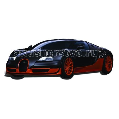 KidzTech Радиоуправляемый А/М 1:12 Bugatti 16.4 Super Sport обычные колесаРадиоуправляемый А/М 1:12 Bugatti 16.4 Super Sport обычные колесаKidzTech Радиоуправляемый А/М 1:12 Bugatti 16.4 Super Sport обычные колеса - это яркий, стильный, шикарный автомобиль черного цвета на радиоуправлении – мечта любого мальчишки. Представьте себе стремительные гонки, веселое настроение, детский смех и благодарность.   А/М 1:12 Bugatti 16.4 Super Sport (Обычные колеса) – не только красивая игрушка. В процессе игры у ребенка развиваются многие навыки и качества: мелкая моторика рук, ориентация в пространстве, воображение, целеустремленность, командность.  В комплект поставки входит: автомобиль на радиоуправлении, пульт, антенна, инструкция, 3 батарейки 1,5V АА для машинки, 1 батарейка 9V для пульта дистанционного управления.   Модель выполнена из пластика и металла.<br>
