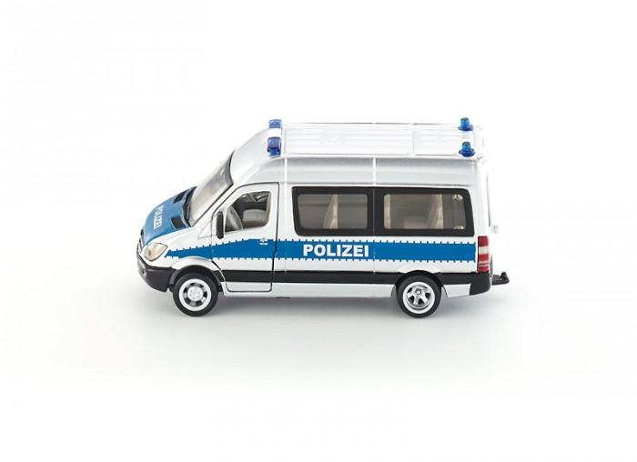 Машины Siku Полицейский микроавтобус Mercedes-Benz 2313