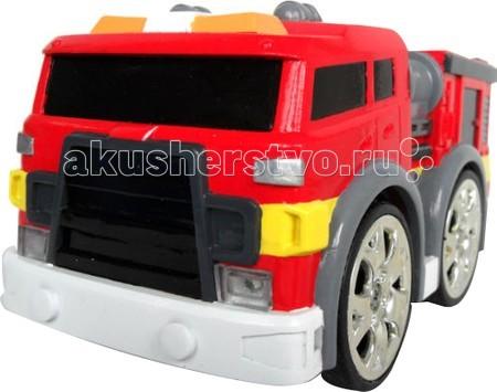 Машины KidzTech Пожарная машинка радиоуправляемая 1toy радиоуправляемая машинка пикап