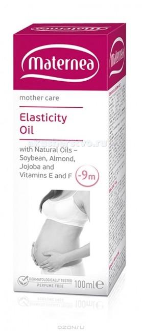 Косметика для мамы Maternea Масло для упругости кожи Elasticity Oil