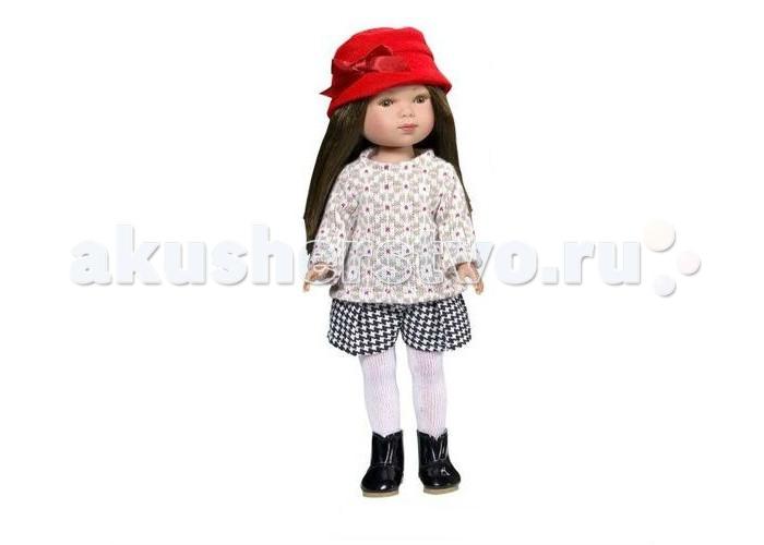 Купить Куклы и одежда для кукол, Vestida de Azul Карлотта брюнетка Весна Casual