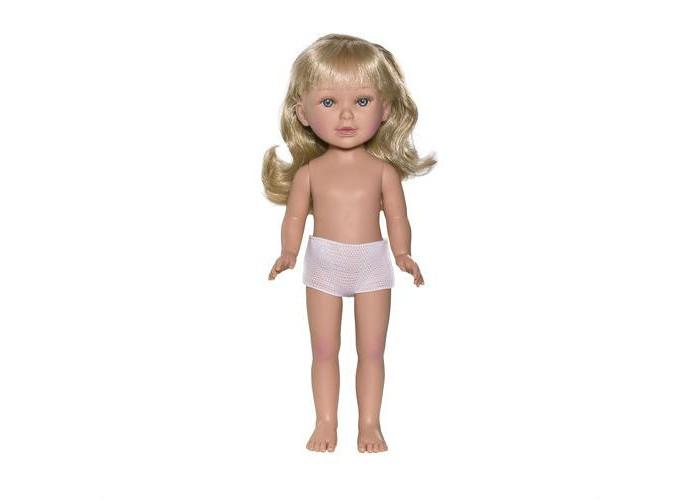 Куклы и одежда для кукол Vestida de Azul Паулина блондинка c челкой волнистые волосы паулина блондинка волнистые волосы лето классика vestida de azul