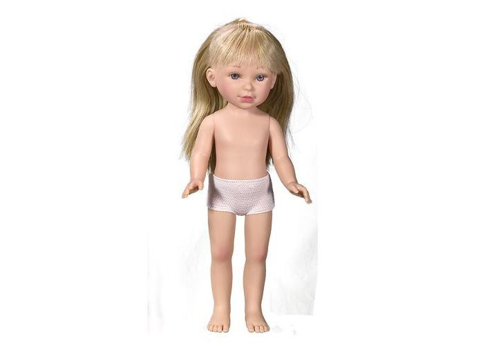 Vestida de Azul Паулина блондинка с челкой длинные волосы прямые