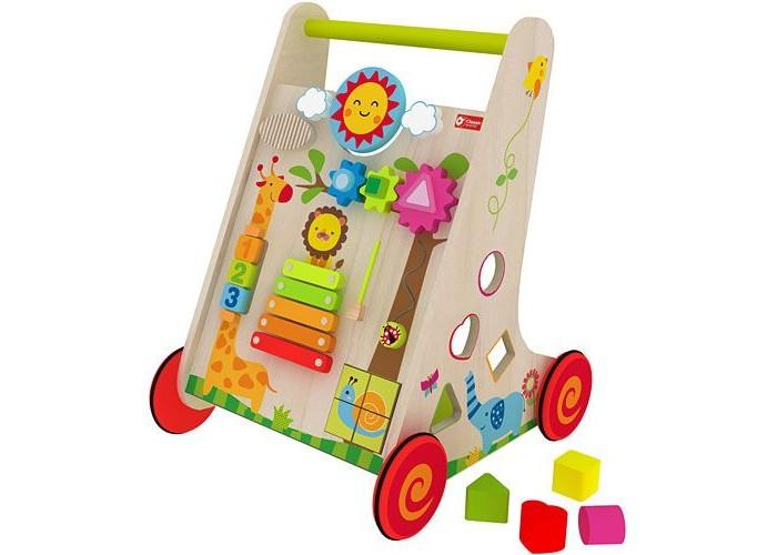 Купить Ходунки Classic World с кубиками в интернет магазине. Цены, фото, описания, характеристики, отзывы, обзоры