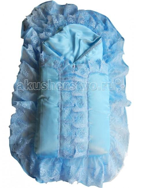 Папитто Конверт на выписку с одеялом на молнииКонверт на выписку с одеялом на молнииПродукция изготовлена из качественных, натуральных материалов, поэтому белье Папитто безопасно и гипоаллергенно.  Состав: верх - тисненный шелк, подкладка - перкаль хлопок 100%, наполнитель - полиэфирное волокно  Внимание! Цвета в ассортименте!<br>