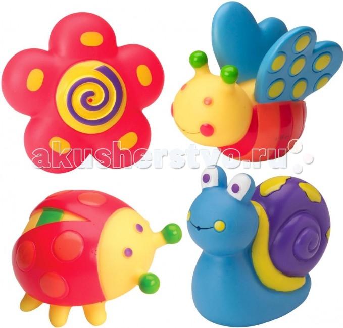 Игрушки для ванны Alex Игрушки для ванны Сад игрушки для ванной alex набор игровой для ванны вымой щенка