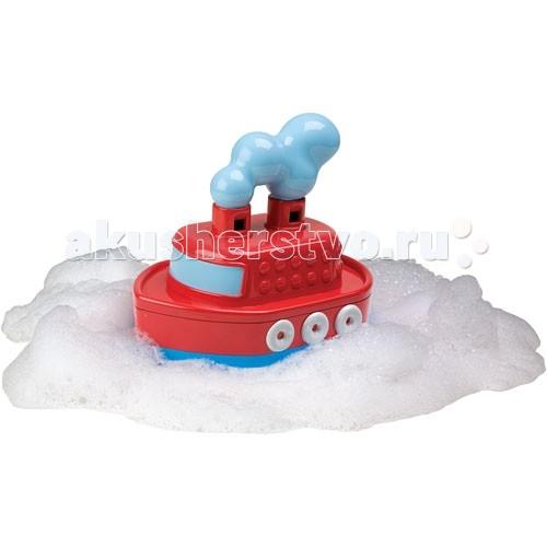 Игрушки для ванны Alex Игрушка для ванны Гудящий пароходик
