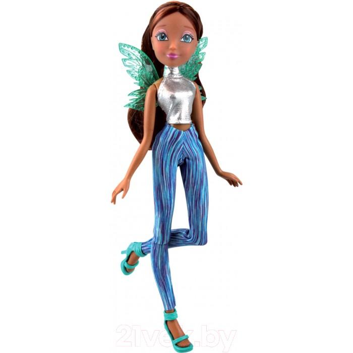Купить Куклы и одежда для кукол, Феи Винкс (Winx Club) Кукла Club Рок-н-ролл Лейла
