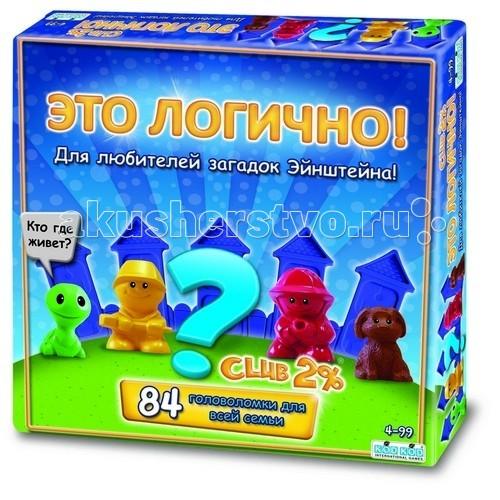 Настольные игры Kodkod Настольная игра Это логично kodkod настольная игра для детей дело в шляпе