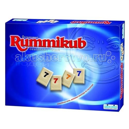 Kodkod Настольная игра Руммикуб/Rummikub оригинальная версия