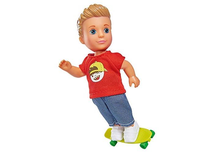 Купить Куклы и одежда для кукол, Simba Кукла Тимми - скейтбордист 12 см