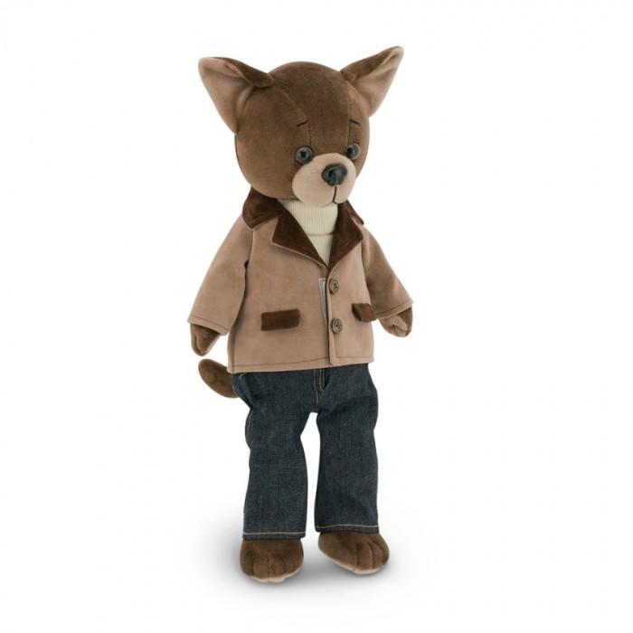 Мягкие игрушки Orange Собачка Lucky Alex Модный стиль Lucky Doggy 25 см