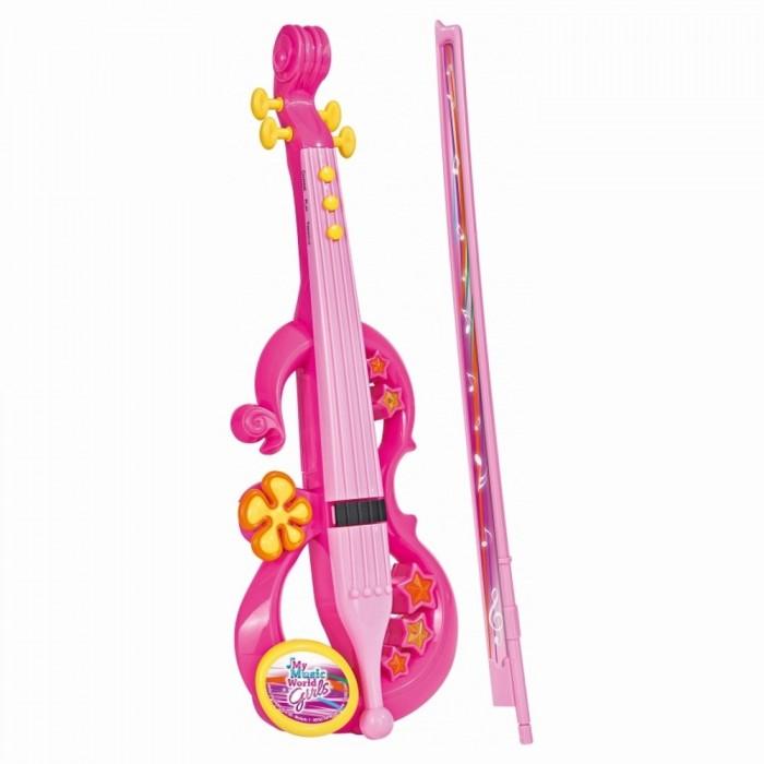 Купить Музыкальные инструменты, Музыкальный инструмент Simba Скрипка