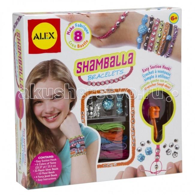 Наборы для творчества Alex Набор для создания браслетов Шамбала