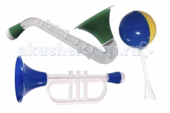 Погремушки Аэлита Набор Маленький Моцарт набор инструментов квалитет нир 90