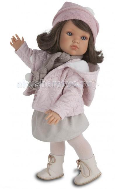 Куклы и одежда для кукол Munecas Antonio Juan Кукла Белла зимний наряд 45 см, Куклы и одежда для кукол - артикул:58666