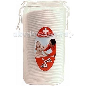 Гигиена для мамы MiniMax Ватные диски универсальные 50 шт. диски