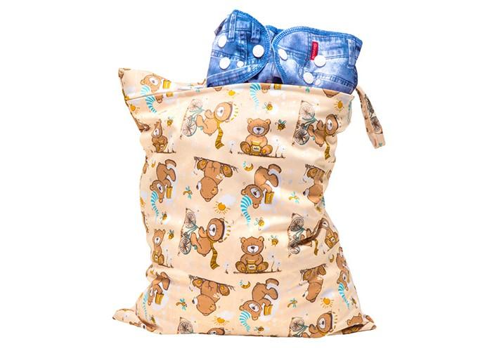 GlorYes Непромокаемая сумка Медвежонок