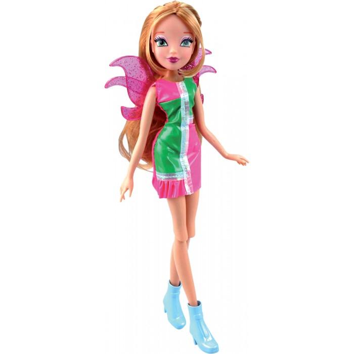 Куклы и одежда для кукол Феи Винкс (Winx Club) Кукла Твигги Флора