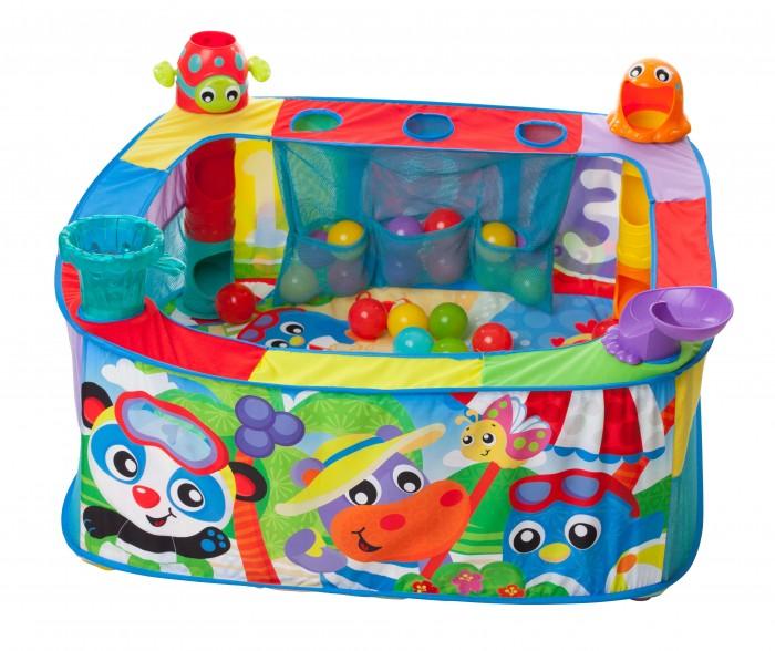 Игровой центр Playgro с шариками