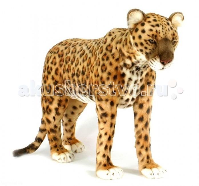 Купить Мягкие игрушки, Мягкая игрушка Hansa Леопард стоящий 54 см