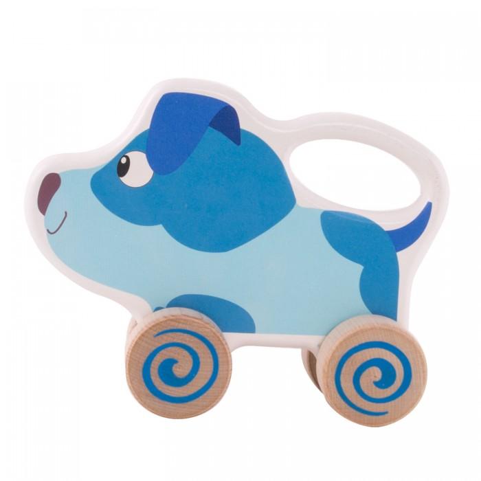 цена на Каталки-игрушки Деревяшки Собачка Гав-Гав