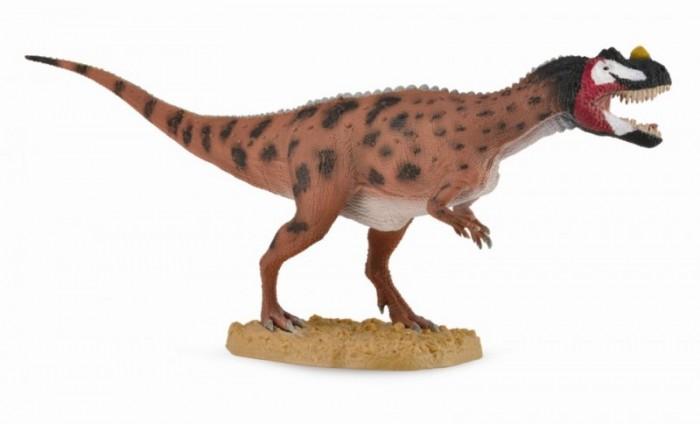 Collecta Цератозавр с подвижной челюстью 1:40