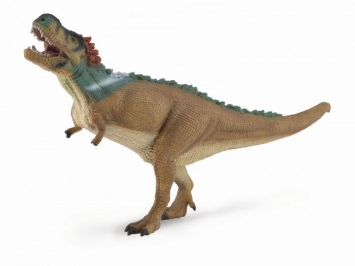 Игровые фигурки Gulliver Collecta Тиранозавр с подвижной челюстью 1:40 игровые фигурки gulliver collecta динозавр дейнохейрус 1 40
