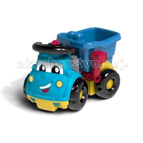 Mega Bloks Управляемый грузовик Стэн