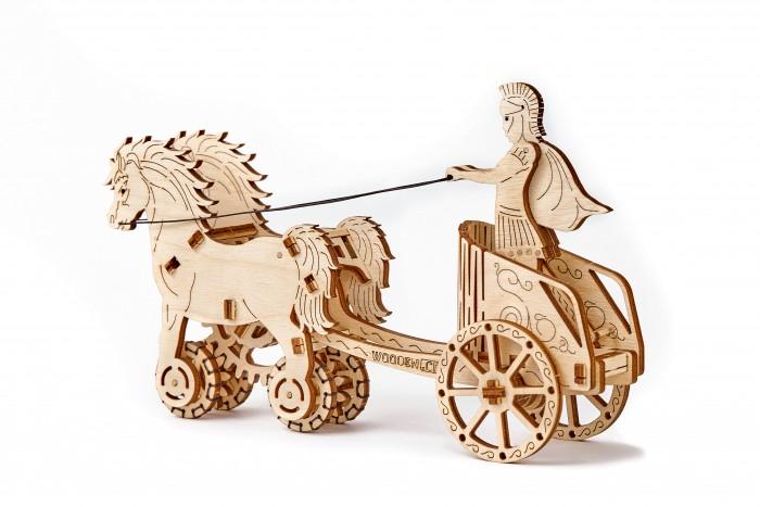 Конструкторы Wooden City Римская колесница (69 деталей), Конструкторы - артикул:590734