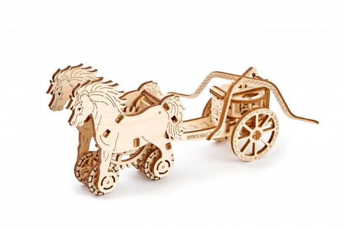 Конструкторы Wooden City Колесница Да Винчи (74 детали), Конструкторы - артикул:590744