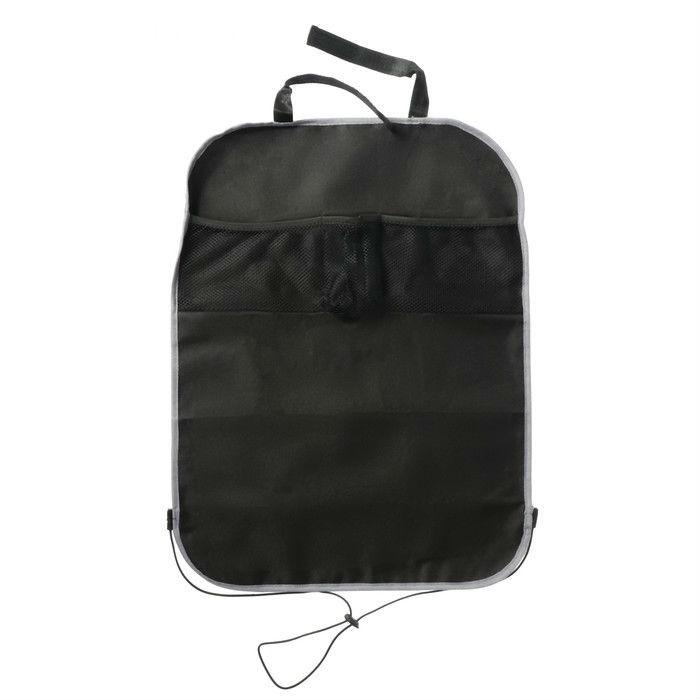 Купить Siger Накидка защитная на спинку сиденья Safe-1 с карманами в интернет магазине. Цены, фото, описания, характеристики, отзывы, обзоры