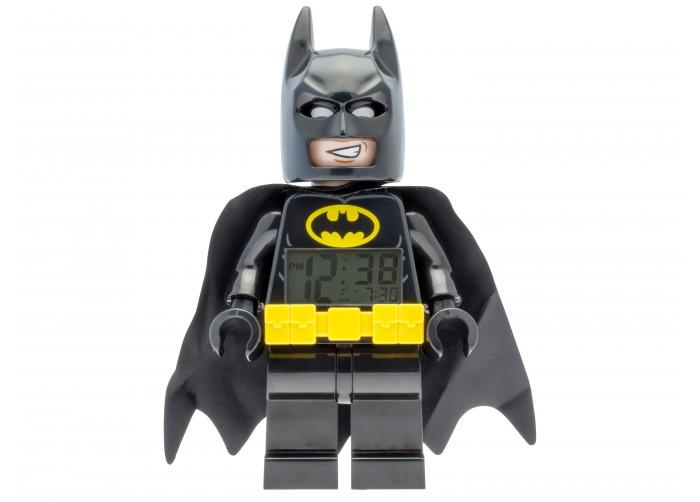 Купить Часы Lego Будильник Batman Movie минифигура Batman
