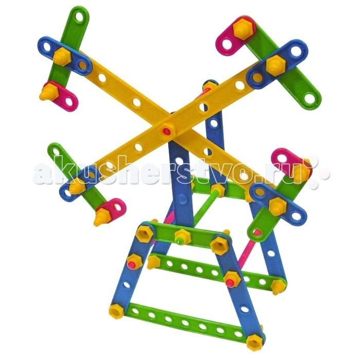 Конструктор Miniland Activity Mecaniko Механический 191 детальActivity Mecaniko Механический 191 детальКонструктор прививает первые навыки инженерного мышления. В наборе  множество крепежных элементов, включая гаечный ключ, винты, гайки, шкивы и т.д.  Пошаговая инструкция с увеличением сложности от модели к модели увеличивает внимание ребенка и умения логически мыслить.   Вся продукция Miniland выполнена из качественных, безопасных материалов, которые проходят строгий контроль соответствия действующим нормам безопасности.<br>