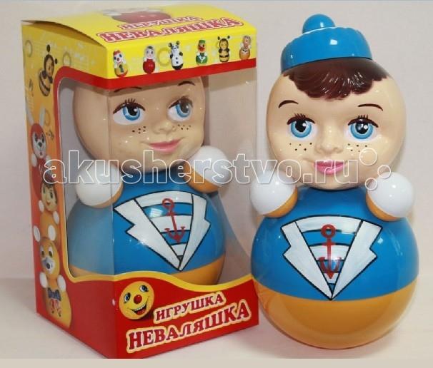 Развивающие игрушки Russia Неваляшка 6С-0017 22.5 см