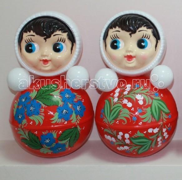 Развивающие игрушки Russia Неваляшка 35.6 см russia неваляшка зайчик 22 5 см